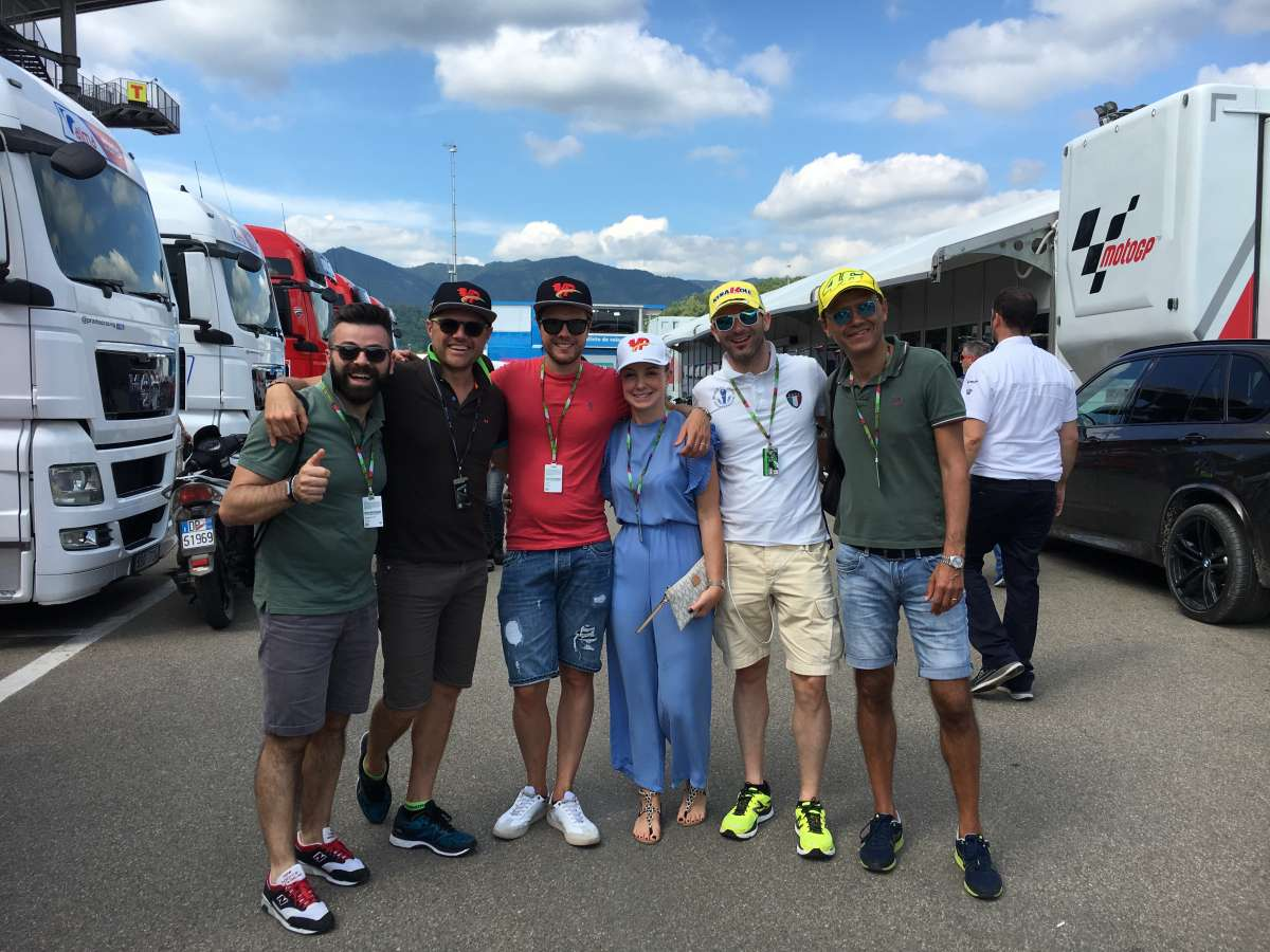 MotoGP: un modo nuovo e originale per esprimere al meglio lo spirito VP Verniciatura