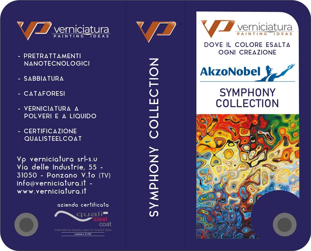Symphony Collection: la nuova mazzetta colori RAL 2020
